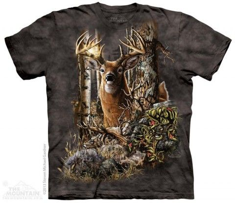 The Mountain Find 9 Deer T-Shirt