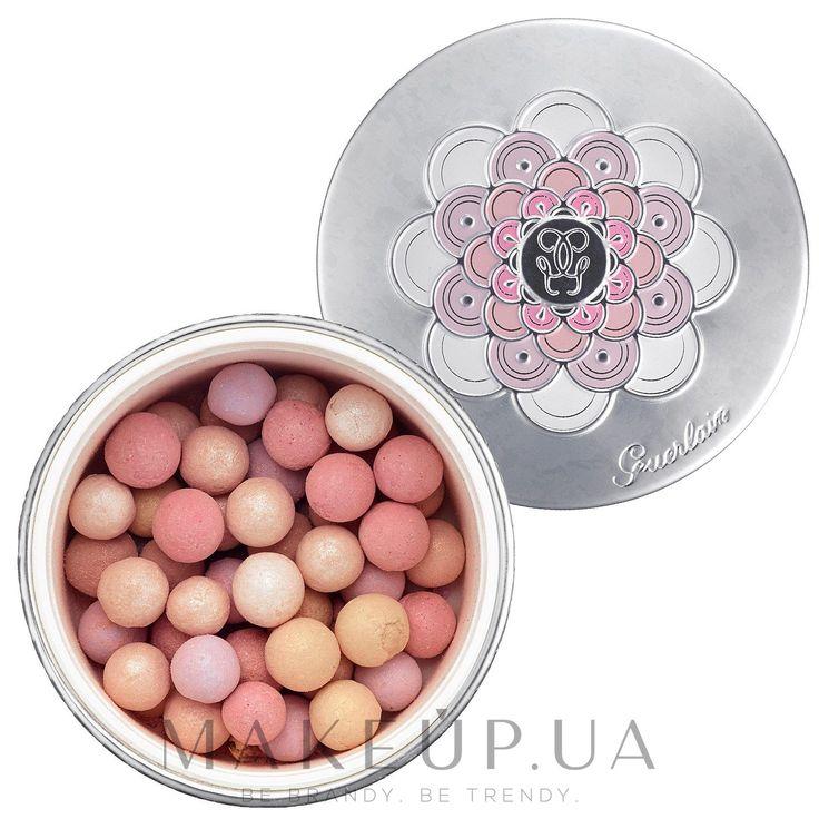 Купить Пудра для лица в шариках - Guerlain Meteorites Light Revealing Pearls Of Powder на makeup.com.ua — фото 2 - Clair