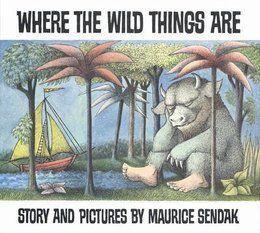 Where the Wild Things are. Maurice Sendak. 23/01/15