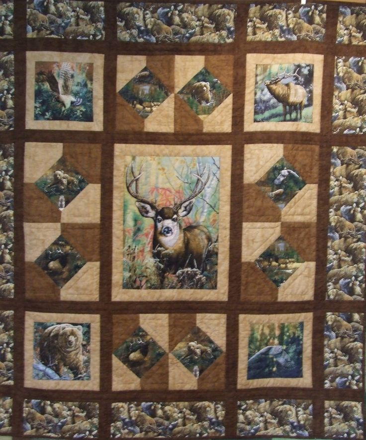 panel quilts - Google Search