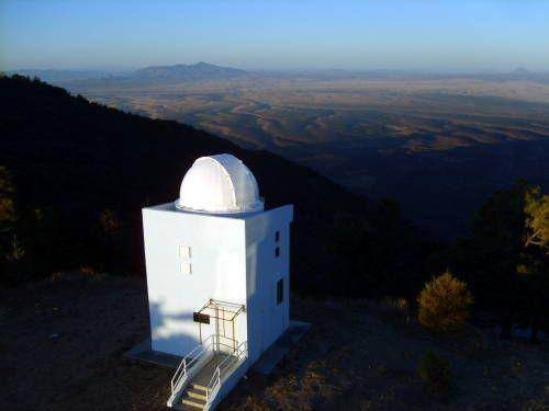 Telescopio Optico de San Pedro Martir