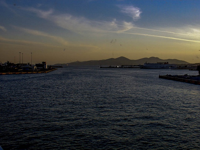 Pireaus Port by tsivas, via Flickr