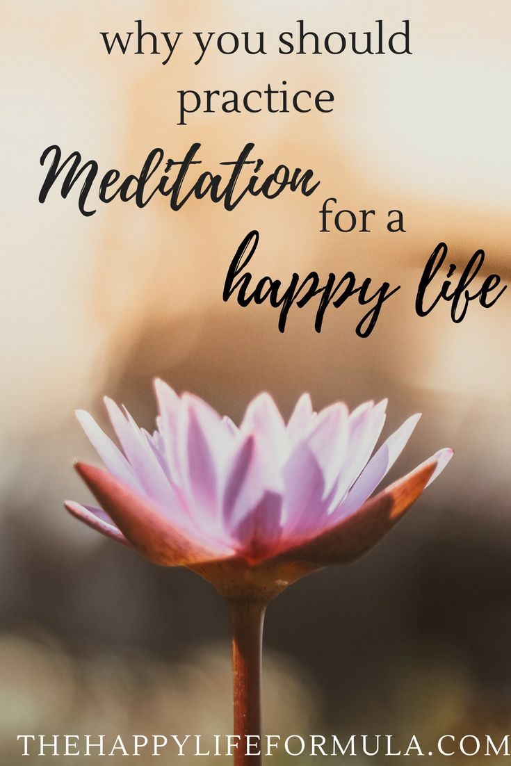 Meditation has so many benefits for your mind, body, and soul. With all of today's technology, it has never been easier to start a meditation practice!
