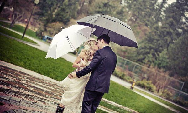Chi ha paura di un matrimonio sotto la pioggia