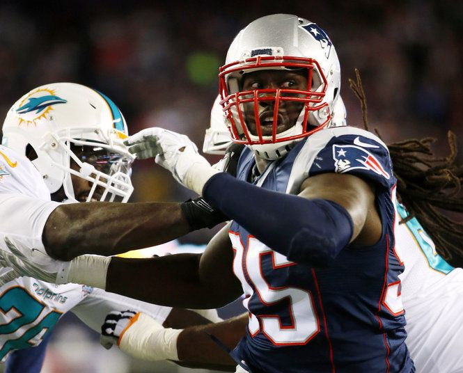 ESPN's Cris Carter sounded off on what he thinks really happened with New England Patriots linebacker Chandler Jones on Sunday.
