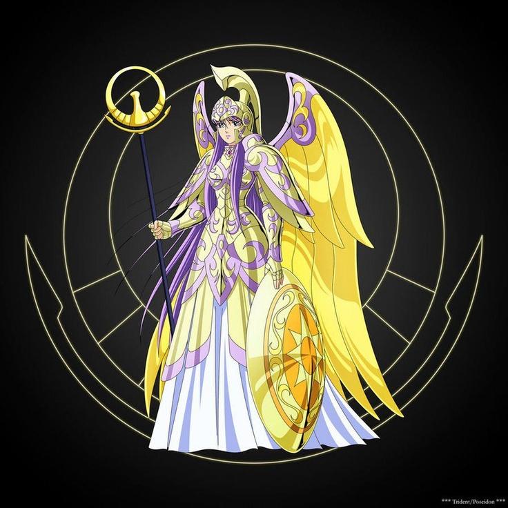 Saori Kido bead Athena