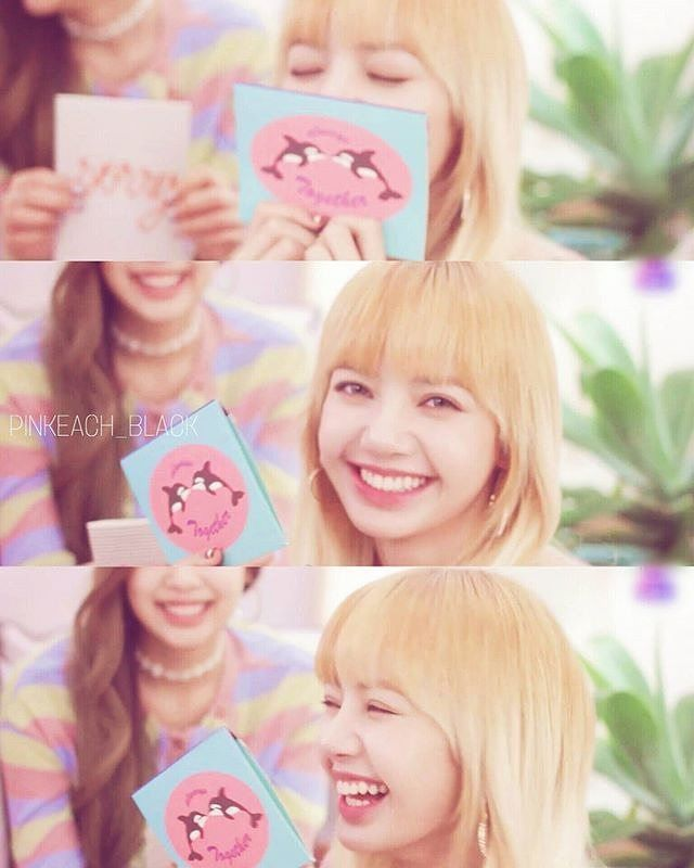 170111 [CAPS] #lisa for V Live Channel + (The Exclusive Fanship) !.