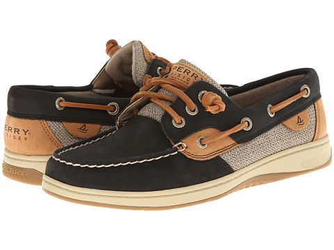 Sperry Top-Sider Ivyfish Black - Zappos.com Free Shipping BOTH Ways size 9