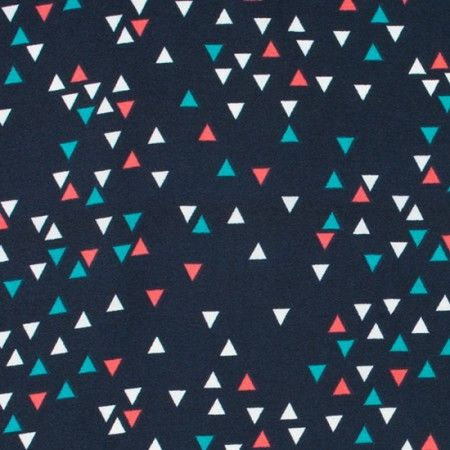 Tissu constellation bleu AnnaKa Bazaar