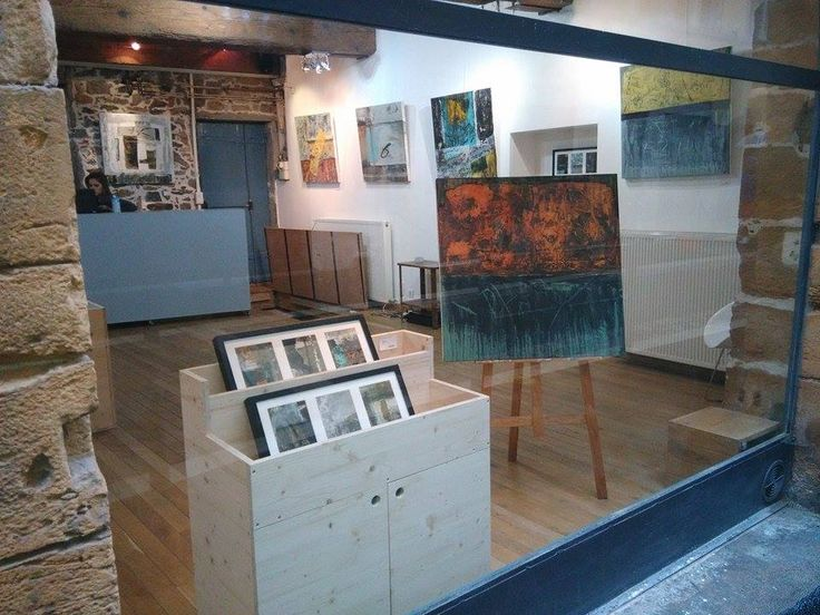Expo lyon Galerie l'alcove