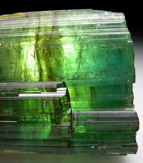 Green Tourmaline, also known as Verdelite, is perhaps Nature's best healing crystal of the physical heart, channeling its electrical energies into the center of one's being and creating a flow of wholesome energy to all parts of the body and self. It is the masculine, or yang counterpart to the feminine heart energies of Pink Tourmaline, and enhances courage and strength, stamina and vitality. Its spiritual vibrations harmonize with the energies of the Earth as it opens the Heart Chakra and…
