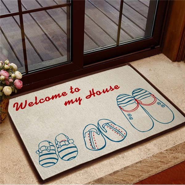 personalized front door matsBest 25 Personalized door mats ideas on Pinterest  Hello sister