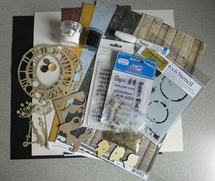 kit de carte
