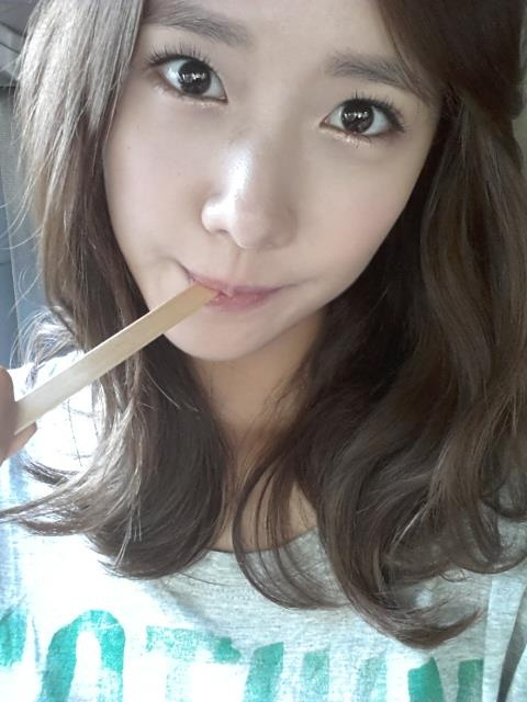 Yoona's adorable.