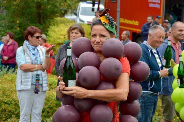 Maak kennis met wijnen uit Saarburg bij de Wijnfeesten! Blogger Johanna deed dit voor Vacansoleil