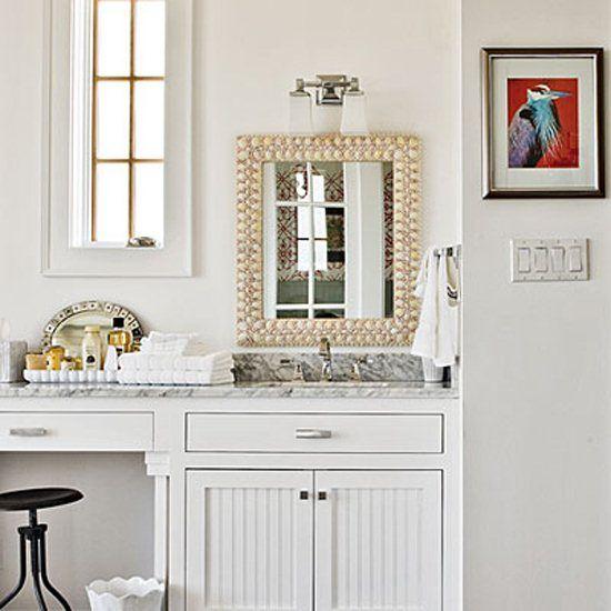 Coastal Ideas For Bathroom Design - Lighting and Interior Design Ideas Blog - LampsPlus.com