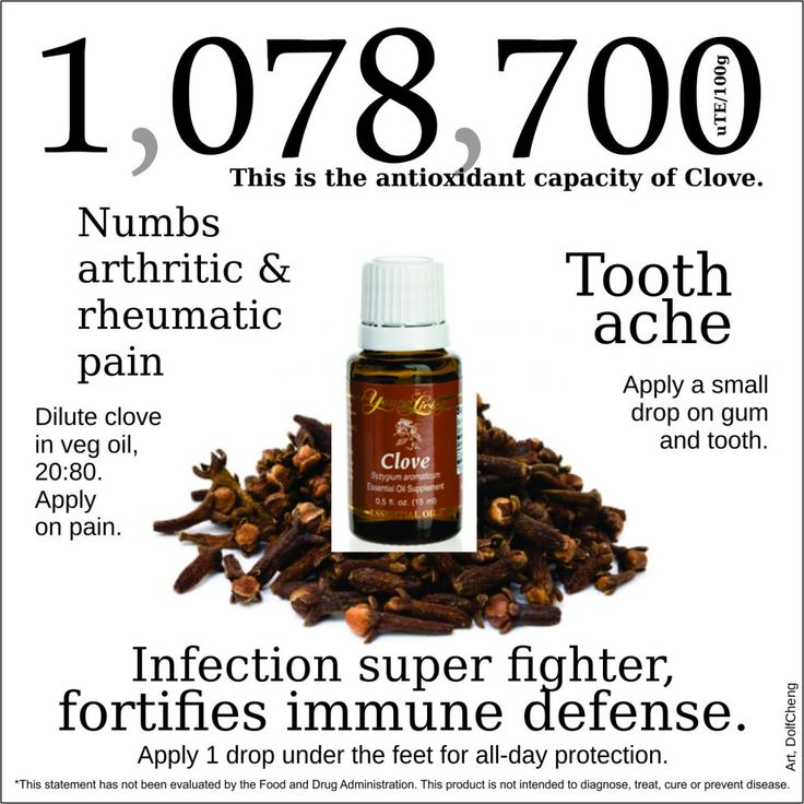 Using Clove Essential Oil HealthyFamilyMatters.com  #healthyfamilyoils #essentialoils #naturalremedies