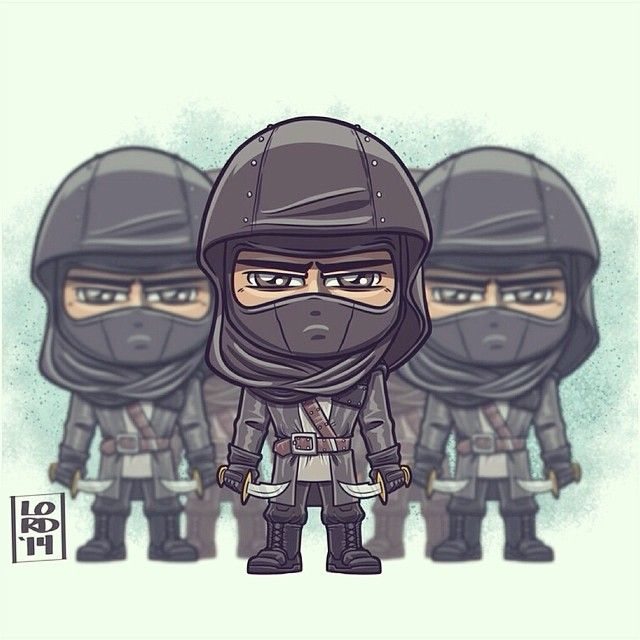 The League of Assassins #Arrow cred a lord mesa