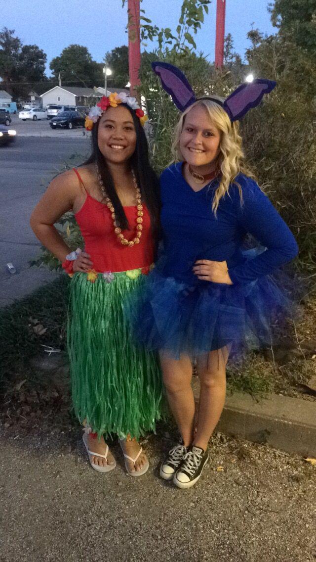 Lilo and Stitch costume!
