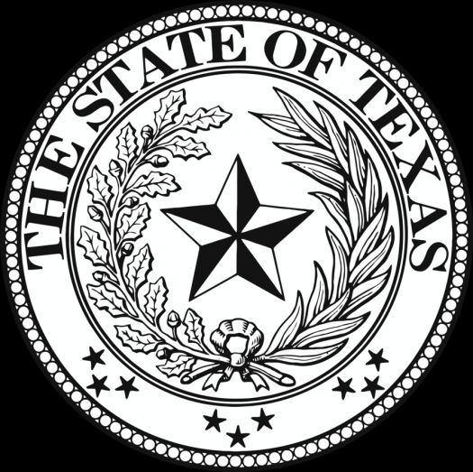 Texas State Seal hd png