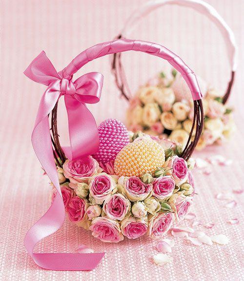 Fancy Easter Basket