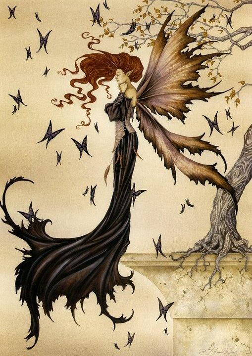 Love Amy Brown's art