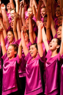 Christmas Carols Under The Dome - The Australian Girls Choir will be performing at the QVB 12pm - 2pm Saturday 15th, Thursday 20th and Saturday 22nd December.
