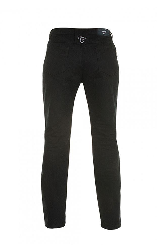 Bull-it SR6 Ebony Black Ladies Motorcycle Jeans - LadyBiker.co.uk