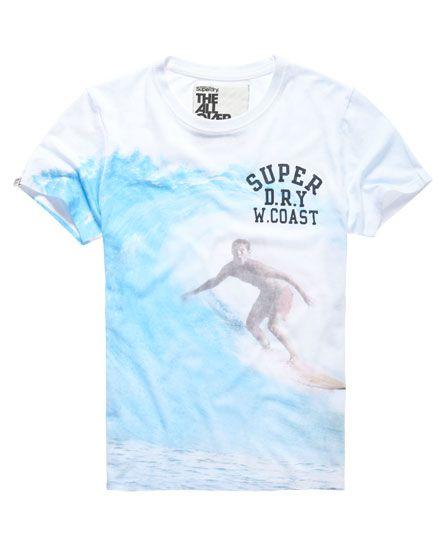 Superdry T-shirt Laguna
