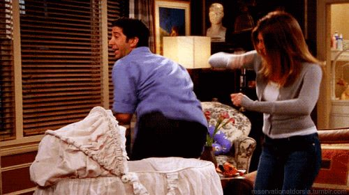 15 Of The Best Baby Got Back Covers Ever - #4 is awesome! And everyone loves Ross & Rachel. :)