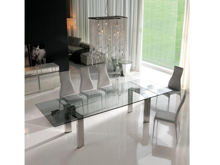 glas esstisch zum ausziehen kühlen abbild der fefbaecca glass dining table dining tables