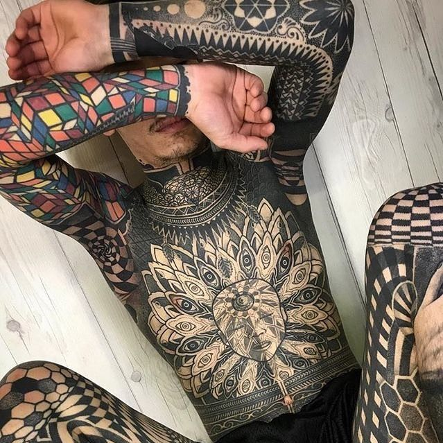 Full Body Tribal Tattoo For Man Tattoo Designs Ideas And Meanings Tattoos For Guys Tribal Tattoos Mens Body Tattoos