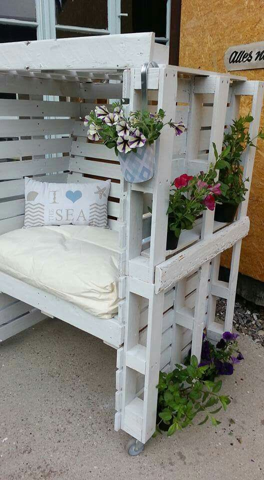 18 best Palletten images on Pinterest Pallet ideas, Upcycling and