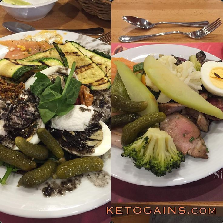 I love buffets. Buffets are my favorite. #ketogains #lchf ...