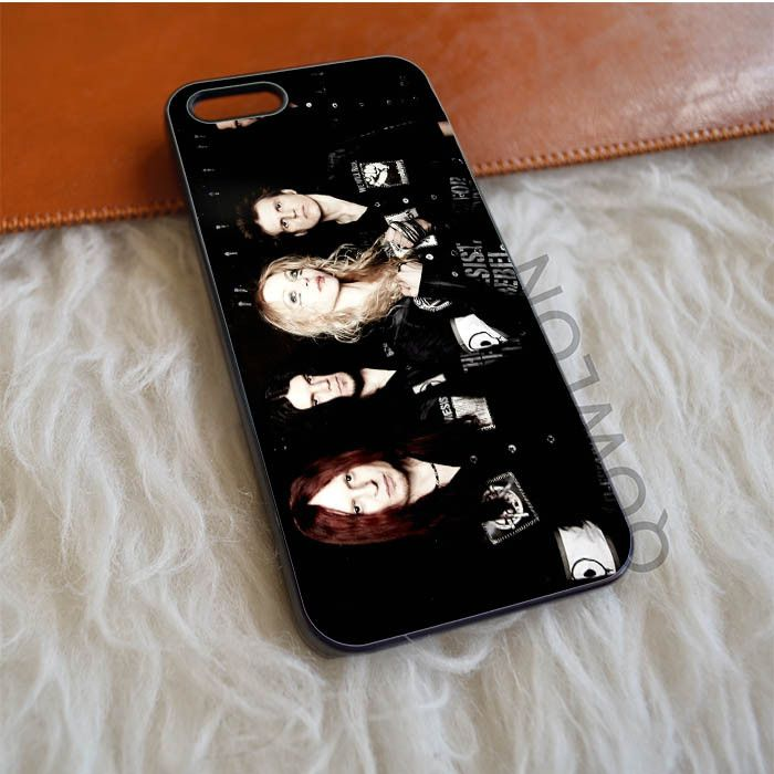Arch Enemy Band Metal iPhone 5 | 5S | SE Case
