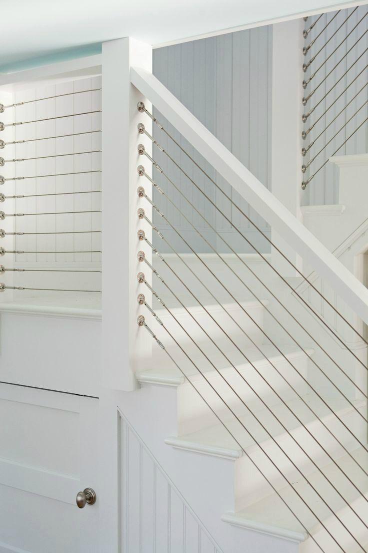 47 Stair Railing Ideas