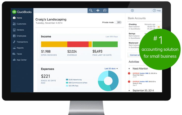QuickBooks for Small Business - Simple Accounting Software