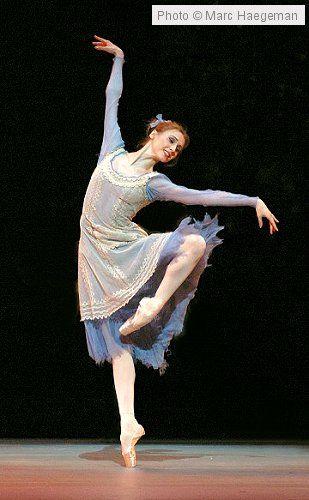 SVETLANA ZAKHAROVA . Bolshoi Ballet