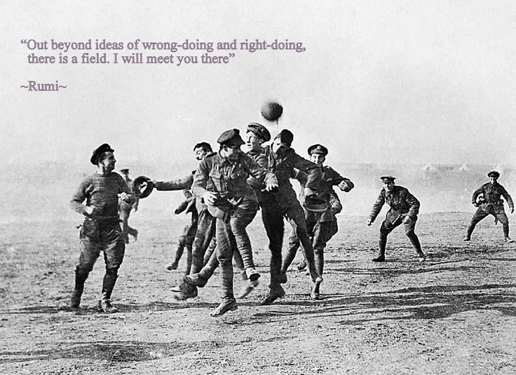 ww1 christmas truce quotes on love