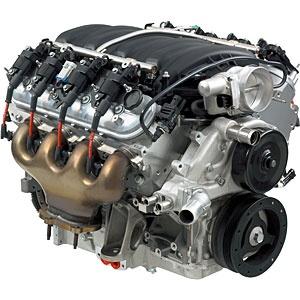 GM Performance 19244098 - GM Performance Parts LS7 427 CID 505HP