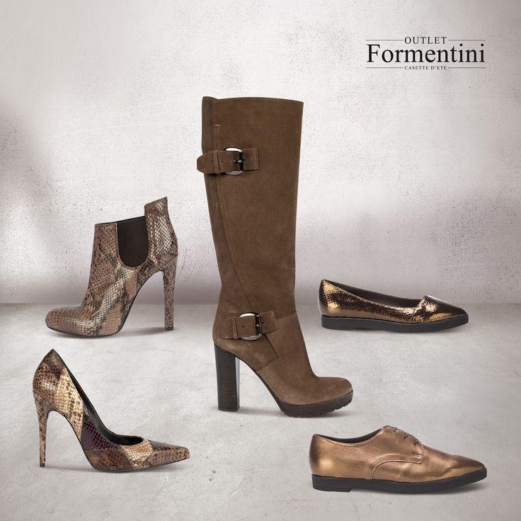 Oltre 500 varianti di calzature donna da #FormentiniOutlet