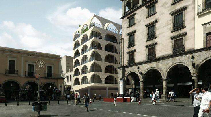 Hotel Centro, Guadalajara, Mexico
