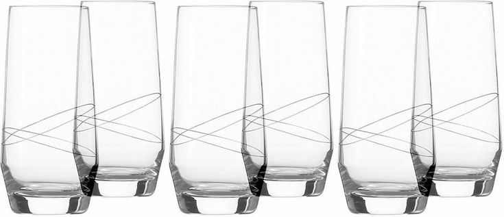 Alexander Herrmann Longdrinkgläser, Kristallglas, 6 Stück, 555 ml, Made in Germany, »GOURMET Linie« Jetzt bestellen unter: https://moebel.ladendirekt.de/kueche-und-esszimmer/besteck-und-geschirr/glaeser/?uid=2e108d26-67dc-5a80-840b-62b5c2020687&utm_source=pinterest&utm_medium=pin&utm_campaign=boards #geschirr #kueche #glaeser #esszimmer #besteck #gläser