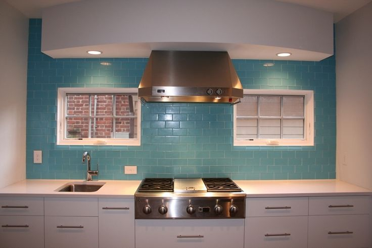 Best Colorful Backsplash To Go With White Cabinets Impressive 400 x 300