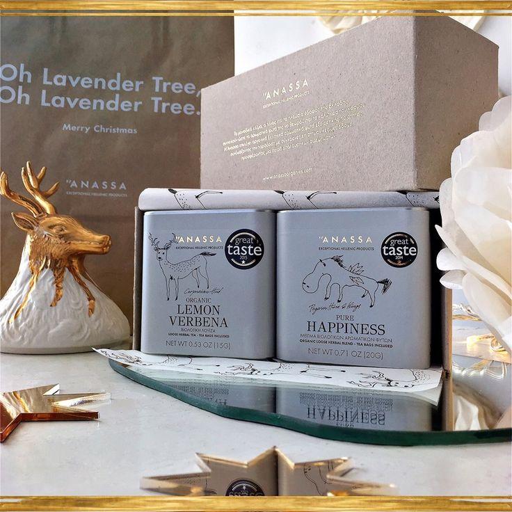 Στις φετινές γιορτές επιλέγουμε ποιοτικά και κυρίως ελληνικά δώρα. Εσείς τι σκέφτεστε; Γιατί σας έχουμε την καλύτερη πρόταση.  http://www.anassaorganics.com