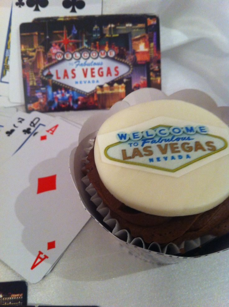 Las Vegas cupcakes and cakes pops