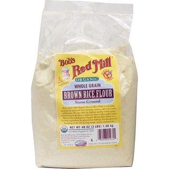 Bob's Red Mill Og2 Rice Flour Brown (1x25Lb)