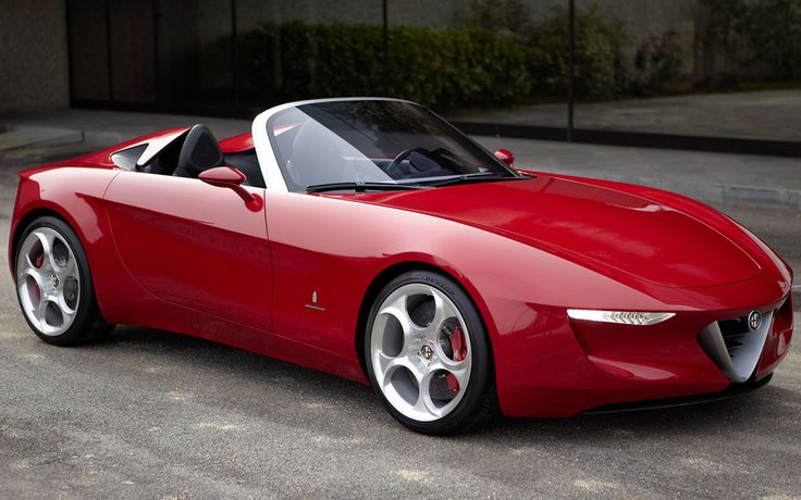 Mazda And Fiat Finalize Deal To Build New Alfa Romeo Spider In 2015 http://blog.driveaway2day.com/2013/03/mazda-and-fiat-finalize-deal-to-build.html