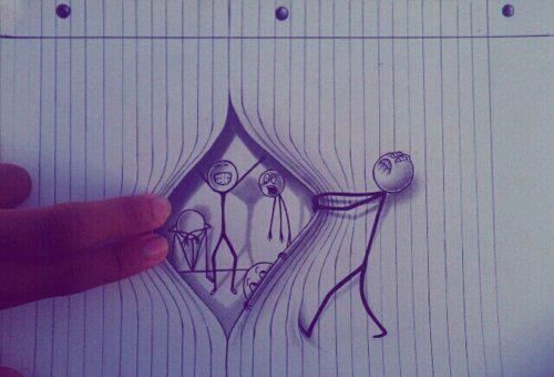 awesome creativity 3d drawing elena art ideas