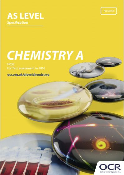 level coursework chemistry Varndean college offer a-level chemistry courses to 6th form students, international students and adult learners a-level chemistry course at varndean college.